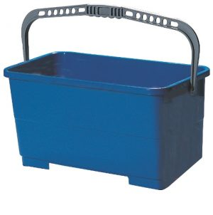 Window Cleaners Buckets Blue Economy | Professional