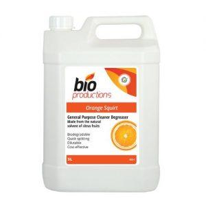 Orange Squirt Orange Based Cleaner Degreaser 5 ltr
