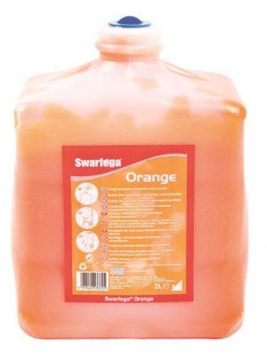 Swarfega Orange 6 x 2 litre Cartridge