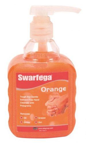 Swarfega Orange 6 x 450ml Pump Bottles