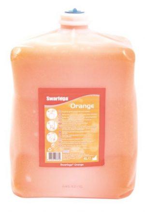 Swarfega Orange 4 x 4 litre Cartridge