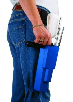 Window Cleaners Hip Bucket – with multi-purpose holster