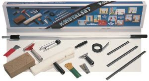 Kristalset – professional complete window cleaning kit