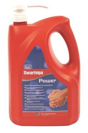 Swarfega Power 4 x 4 litre Pump Top Bottle