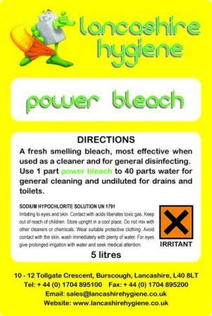 Power Bleach 5 ltr