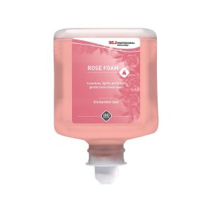Deb Refresh Fragrance Enchanted Rose Foam Hand Wash 6 x 1 ltr