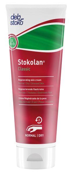 Deb Stokolan Classic 12 x 100 ml Enriched Skin Conditioner Cream