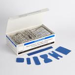 Sterochef Blue Detectable Plasters Finger Ext 15cm x 2cm x 50