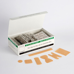 Plaster Waterproof Hypo-Allergenic 4cm x 4cm x 50