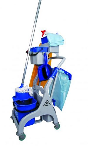 Socket Mopping Quick Response Trolley