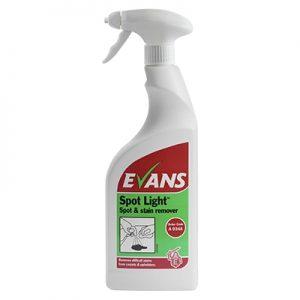 Evans Vanodine Spot Light Spot & Stain Remover 750 ml