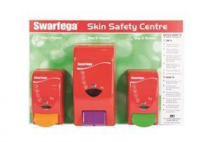 Swarfega 3-Step Bodyshop Skin Care Board