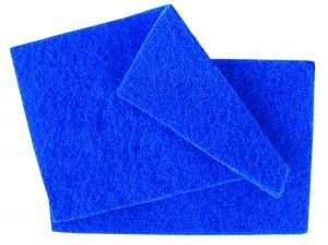 BLUE Scouring Pads 9 x 6