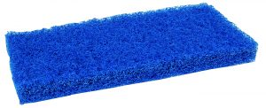 Edging Pads Medium Duty BLUE