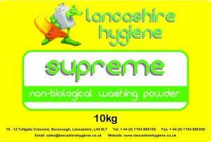 Non-Bio Washing Powder 10kg