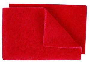 RED Scouring Pads 9 x 6
