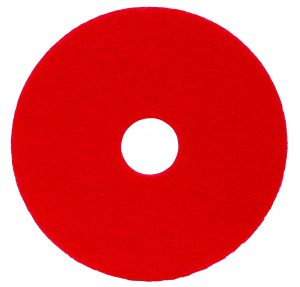 15″ Standard Speed Floor Pads Red | Black | Green | Tan | White | Blue