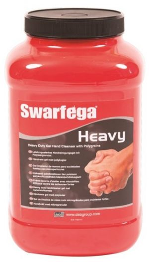 Swarfega Heavy 4 x 4.5 litre Tubs