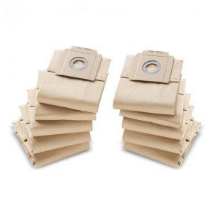 Karcher T10/1 Adv Vacuum Bags x 10
