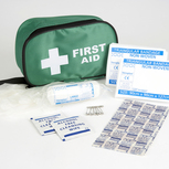 HSE Compliant First Aid Kit 1 Person
