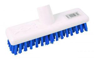Hygiene Deck Scrub Head 9″ – Blue | Red | Green | Yellow