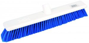 Hygiene Broom Head Soft 18″ – Blue | Red | Green | Yellow