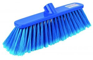 Deluxe Broom Head Soft 12″ – Blue | Red | Green | Yellow