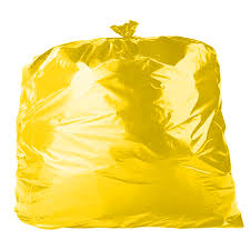 Refuse Sacks YELLOW 18/29/39 Heavy Duty