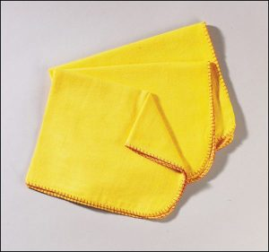 Yellow Duster Standard