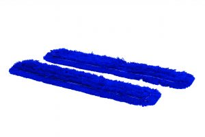 Acrylic V-Sweeper twin Blue 900mm spare sweeper Heads