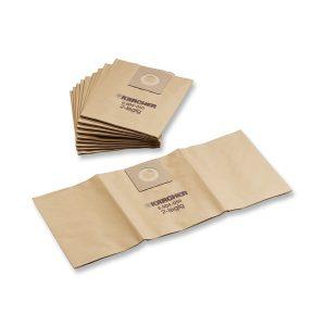 Karcher Genuine T10 Adv Paper Vacuum Bags x 10