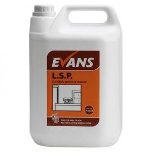 LSP Furniture Polish & Cleaner 5 litre
